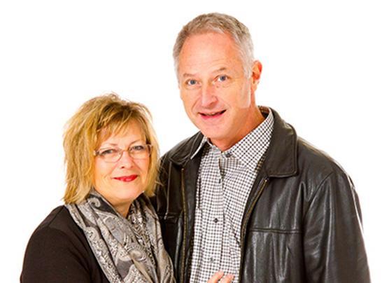 Gitte & Harald Martens
